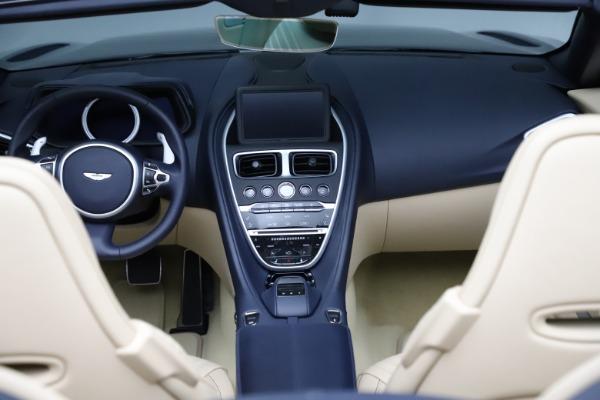 New 2021 Aston Martin DB11 Volante for sale Sold at Maserati of Greenwich in Greenwich CT 06830 28