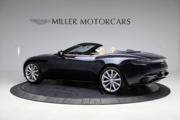 New 2021 Aston Martin DB11 Volante Convertible for sale $274,916 at Maserati of Greenwich in Greenwich CT 06830 3