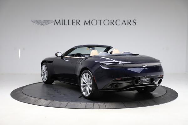 New 2021 Aston Martin DB11 Volante for sale Sold at Maserati of Greenwich in Greenwich CT 06830 4