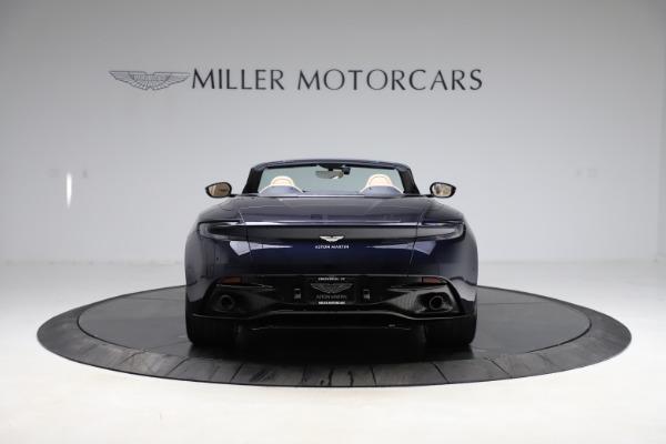 New 2021 Aston Martin DB11 Volante for sale Sold at Maserati of Greenwich in Greenwich CT 06830 5