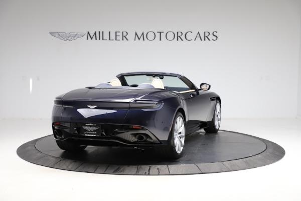 New 2021 Aston Martin DB11 Volante for sale Sold at Maserati of Greenwich in Greenwich CT 06830 6