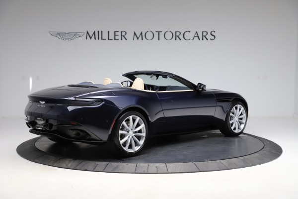 New 2021 Aston Martin DB11 Volante Convertible for sale $274,916 at Maserati of Greenwich in Greenwich CT 06830 7