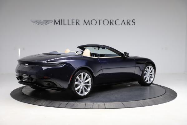 New 2021 Aston Martin DB11 Volante for sale Sold at Maserati of Greenwich in Greenwich CT 06830 7