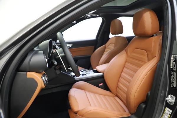 New 2021 Alfa Romeo Giulia Ti Sport Q4 for sale $52,100 at Maserati of Greenwich in Greenwich CT 06830 15