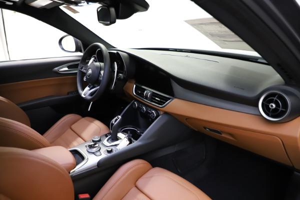 New 2021 Alfa Romeo Giulia Ti Sport Q4 for sale $52,100 at Maserati of Greenwich in Greenwich CT 06830 18