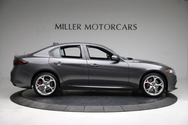 New 2021 Alfa Romeo Giulia Ti Sport Q4 for sale $52,100 at Maserati of Greenwich in Greenwich CT 06830 9