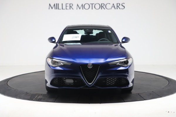 New 2021 Alfa Romeo Giulia Ti Sport Q4 for sale $52,100 at Maserati of Greenwich in Greenwich CT 06830 12