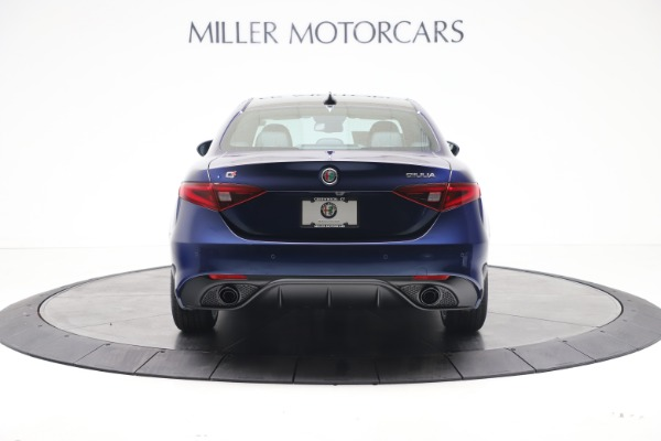 New 2021 Alfa Romeo Giulia Ti Sport Q4 for sale $52,100 at Maserati of Greenwich in Greenwich CT 06830 6