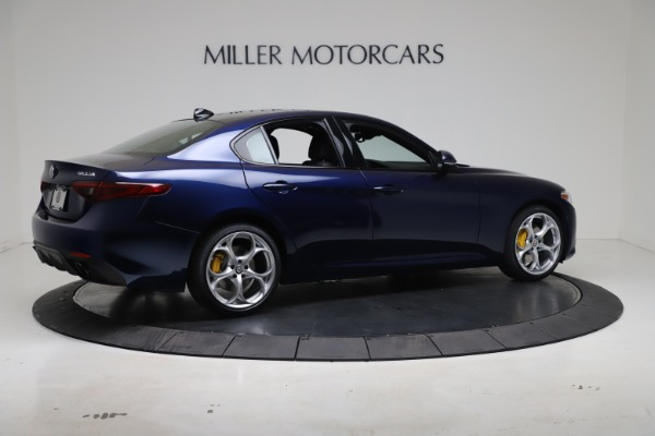 New 2021 Alfa Romeo Giulia Ti Sport Q4 for sale $52,100 at Maserati of Greenwich in Greenwich CT 06830 8