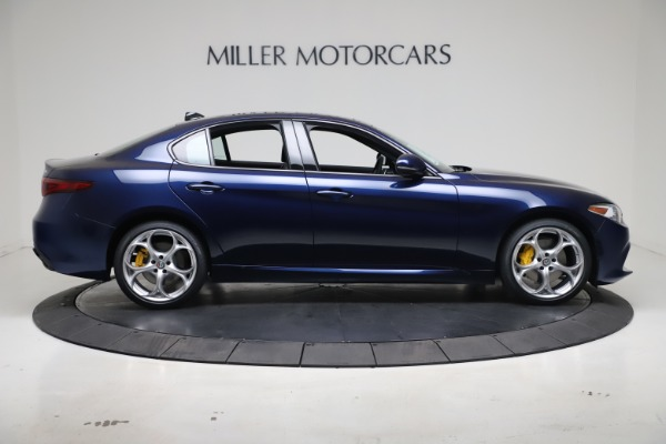 New 2021 Alfa Romeo Giulia Ti Sport Q4 for sale $52,100 at Maserati of Greenwich in Greenwich CT 06830 9