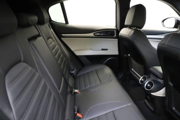 New 2021 Alfa Romeo Stelvio Ti Sport Q4 for sale Sold at Maserati of Greenwich in Greenwich CT 06830 27