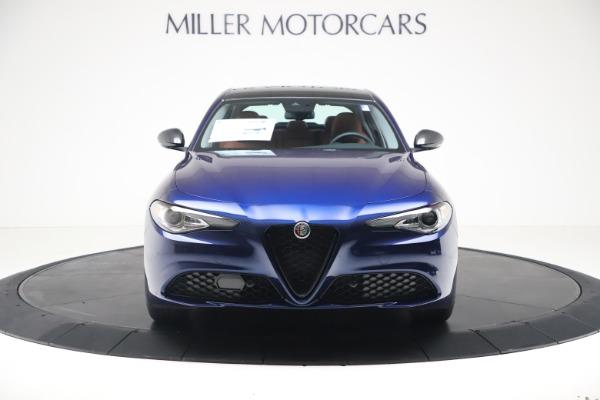 New 2021 Alfa Romeo Giulia Ti Q4 for sale $51,100 at Maserati of Greenwich in Greenwich CT 06830 12