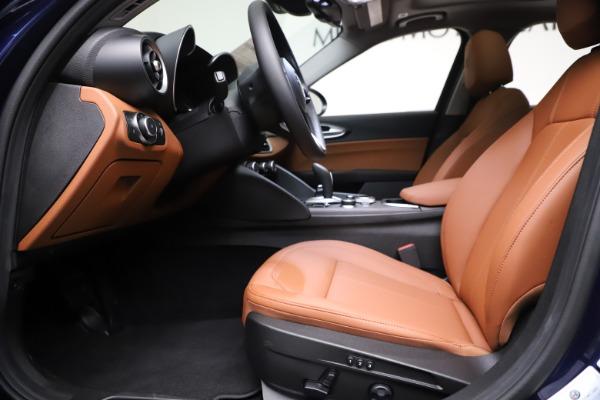New 2021 Alfa Romeo Giulia Ti Q4 for sale $51,100 at Maserati of Greenwich in Greenwich CT 06830 14