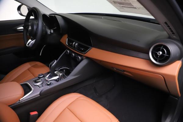 New 2021 Alfa Romeo Giulia Ti Q4 for sale $51,100 at Maserati of Greenwich in Greenwich CT 06830 22