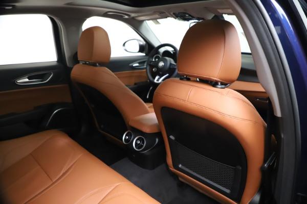 New 2021 Alfa Romeo Giulia Ti Q4 for sale $51,100 at Maserati of Greenwich in Greenwich CT 06830 28