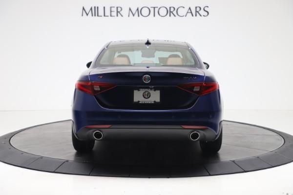 New 2021 Alfa Romeo Giulia Ti Q4 for sale $51,100 at Maserati of Greenwich in Greenwich CT 06830 6