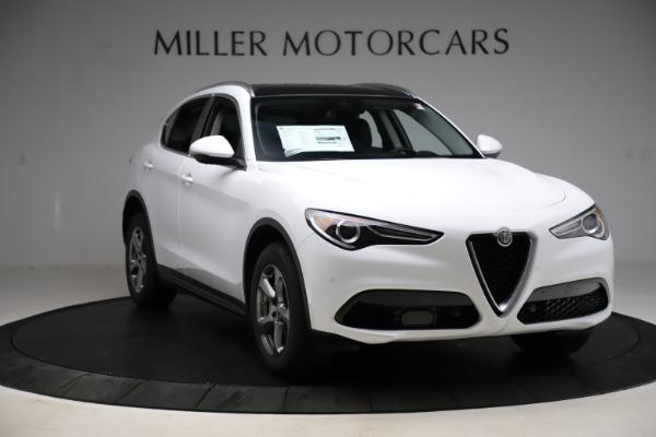 New 2021 Alfa Romeo Stelvio Q4 for sale Call for price at Maserati of Greenwich in Greenwich CT 06830 11