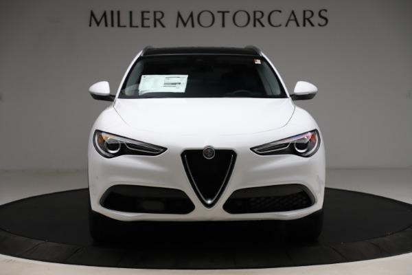 New 2021 Alfa Romeo Stelvio Q4 for sale Call for price at Maserati of Greenwich in Greenwich CT 06830 12