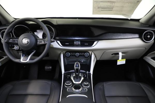 New 2021 Alfa Romeo Stelvio Q4 for sale Call for price at Maserati of Greenwich in Greenwich CT 06830 16