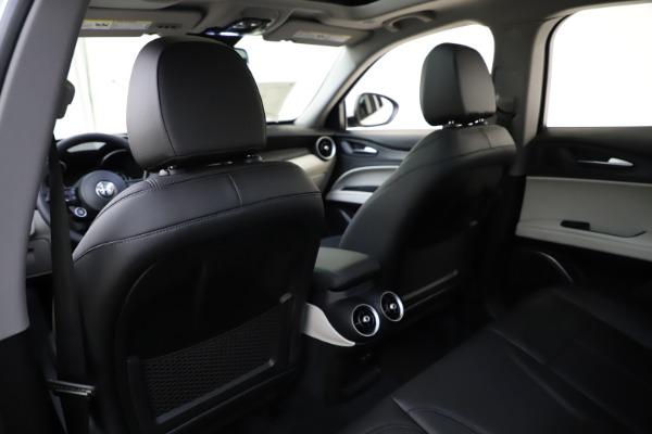 New 2021 Alfa Romeo Stelvio Q4 for sale Call for price at Maserati of Greenwich in Greenwich CT 06830 20