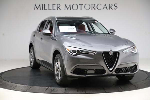 New 2021 Alfa Romeo Stelvio Q4 for sale $48,050 at Maserati of Greenwich in Greenwich CT 06830 11