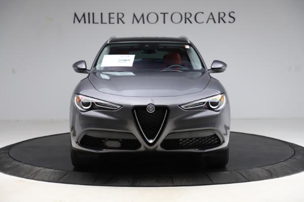 New 2021 Alfa Romeo Stelvio Q4 for sale $48,050 at Maserati of Greenwich in Greenwich CT 06830 12