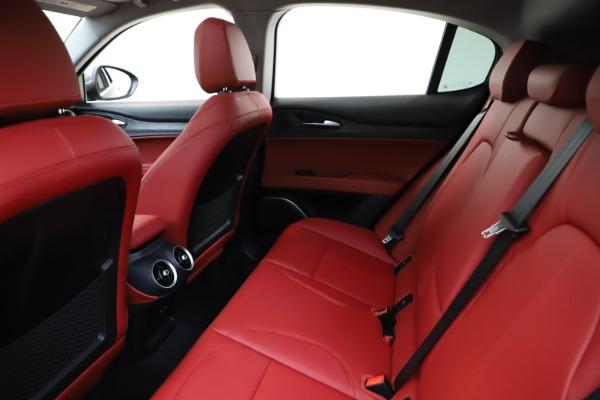 New 2021 Alfa Romeo Stelvio Q4 for sale $48,050 at Maserati of Greenwich in Greenwich CT 06830 19