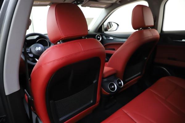 New 2021 Alfa Romeo Stelvio Q4 for sale $48,050 at Maserati of Greenwich in Greenwich CT 06830 20
