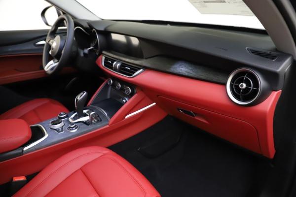 New 2021 Alfa Romeo Stelvio Q4 for sale $48,050 at Maserati of Greenwich in Greenwich CT 06830 22