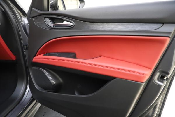New 2021 Alfa Romeo Stelvio Q4 for sale $48,050 at Maserati of Greenwich in Greenwich CT 06830 25