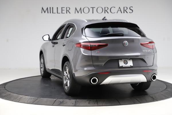 New 2021 Alfa Romeo Stelvio Q4 for sale $48,050 at Maserati of Greenwich in Greenwich CT 06830 5