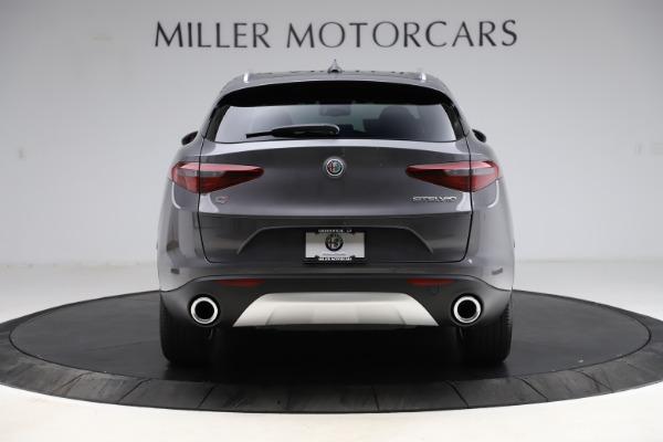 New 2021 Alfa Romeo Stelvio Q4 for sale $48,050 at Maserati of Greenwich in Greenwich CT 06830 6