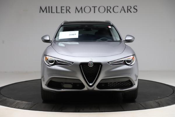 New 2021 Alfa Romeo Stelvio Ti Q4 for sale $55,900 at Maserati of Greenwich in Greenwich CT 06830 12