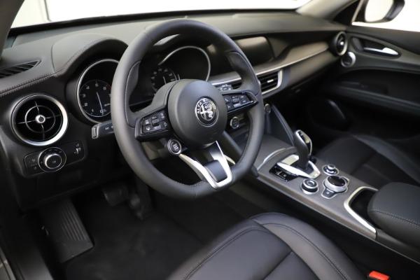 New 2021 Alfa Romeo Stelvio Ti Q4 for sale $55,900 at Maserati of Greenwich in Greenwich CT 06830 13