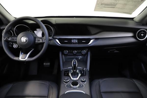 New 2021 Alfa Romeo Stelvio Ti Q4 for sale $55,900 at Maserati of Greenwich in Greenwich CT 06830 16