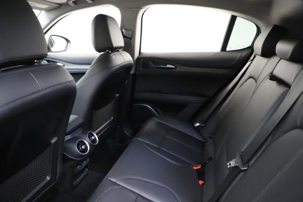 New 2021 Alfa Romeo Stelvio Ti Q4 for sale $55,900 at Maserati of Greenwich in Greenwich CT 06830 19