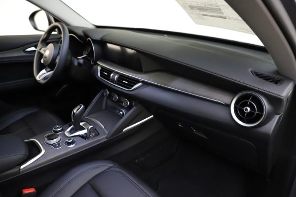 New 2021 Alfa Romeo Stelvio Ti Q4 for sale $55,900 at Maserati of Greenwich in Greenwich CT 06830 22