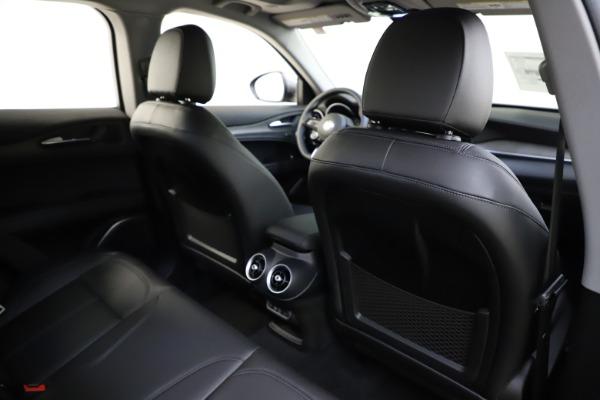 New 2021 Alfa Romeo Stelvio Ti Q4 for sale $55,900 at Maserati of Greenwich in Greenwich CT 06830 28