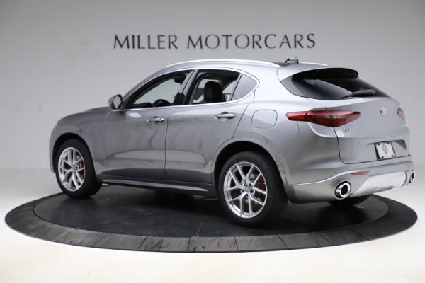 New 2021 Alfa Romeo Stelvio Ti Q4 for sale $55,900 at Maserati of Greenwich in Greenwich CT 06830 4