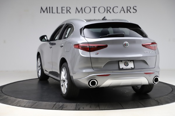 New 2021 Alfa Romeo Stelvio Ti Q4 for sale $55,900 at Maserati of Greenwich in Greenwich CT 06830 5