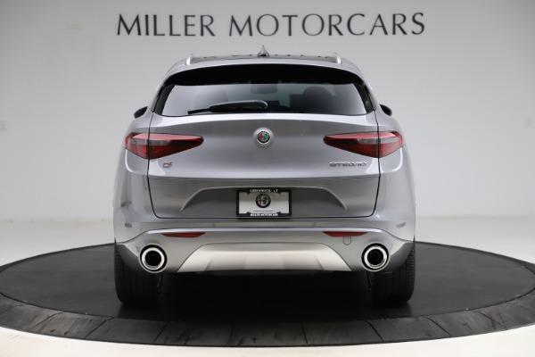 New 2021 Alfa Romeo Stelvio Ti Q4 for sale $55,900 at Maserati of Greenwich in Greenwich CT 06830 6