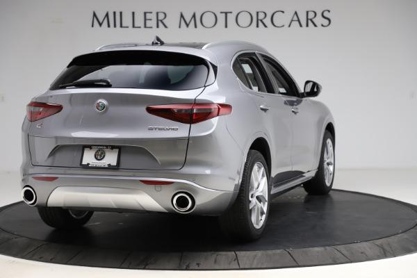 New 2021 Alfa Romeo Stelvio Ti Q4 for sale $55,900 at Maserati of Greenwich in Greenwich CT 06830 7