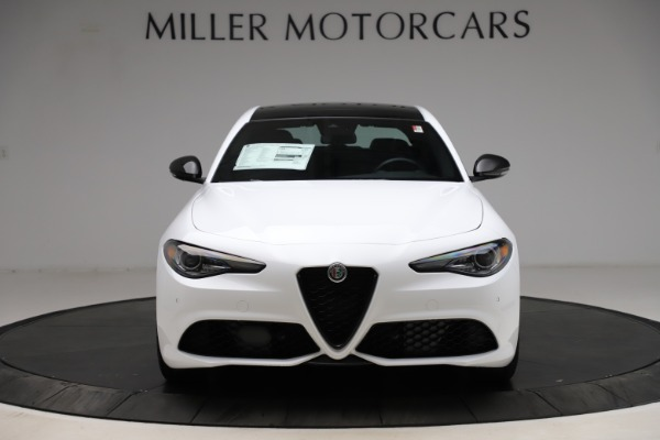 New 2021 Alfa Romeo Giulia Ti Sport for sale $52,940 at Maserati of Greenwich in Greenwich CT 06830 12