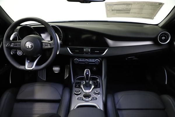 New 2021 Alfa Romeo Giulia Ti Sport for sale $52,940 at Maserati of Greenwich in Greenwich CT 06830 16