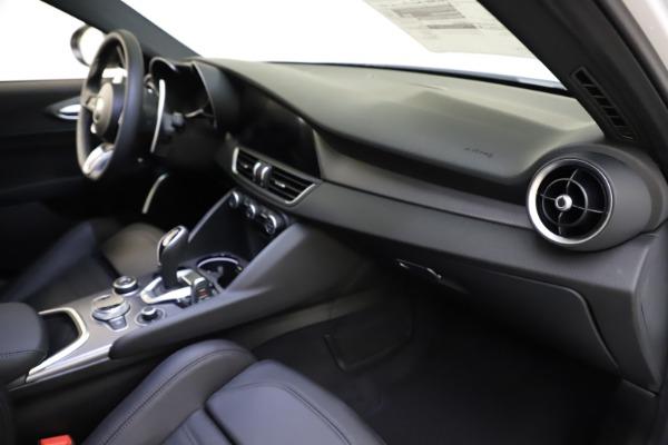 New 2021 Alfa Romeo Giulia Ti Sport for sale $52,940 at Maserati of Greenwich in Greenwich CT 06830 22