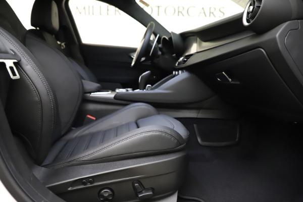 New 2021 Alfa Romeo Giulia Ti Sport for sale $52,940 at Maserati of Greenwich in Greenwich CT 06830 23