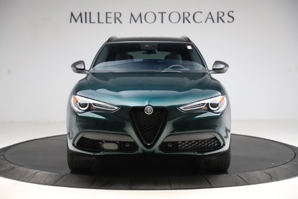 New 2021 Alfa Romeo Stelvio Ti Sport Q4 for sale $56,450 at Maserati of Greenwich in Greenwich CT 06830 12