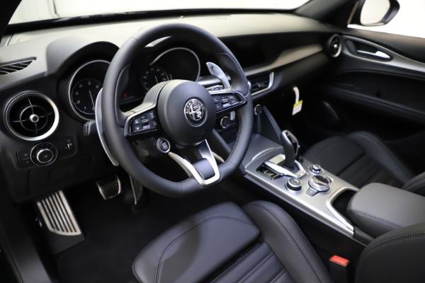 New 2021 Alfa Romeo Stelvio Ti Sport Q4 for sale $56,450 at Maserati of Greenwich in Greenwich CT 06830 13