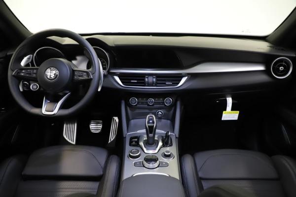New 2021 Alfa Romeo Stelvio Ti Sport Q4 for sale Sold at Maserati of Greenwich in Greenwich CT 06830 16