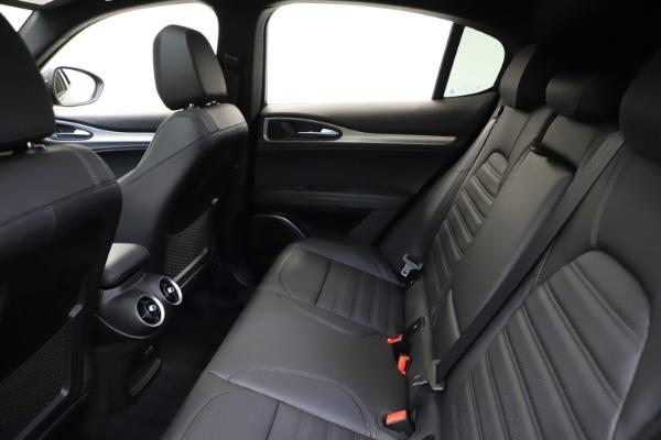 New 2021 Alfa Romeo Stelvio Ti Sport Q4 for sale $56,450 at Maserati of Greenwich in Greenwich CT 06830 19